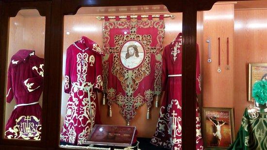 Museo bordados Paso Encarnado