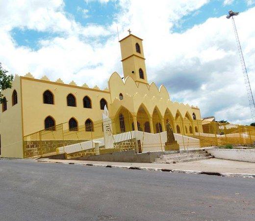 Itambe: Igreja Matriz de São Sebastião