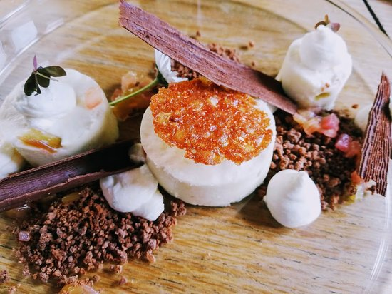iCook: Dessert rubarbe