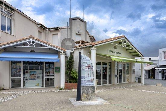 Office de Tourisme Saint-Palais-sur-Mer