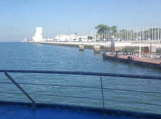 FASTSKY Mobility: Lisbon Tour @Rio Tejo