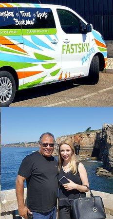 FASTSKY Mobility: Private Tour @Boca do Inferno