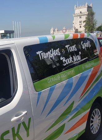 FASTSKY Mobility: Lisbon Tour @Torre de Belém