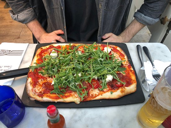 Pizza Express Worthing Stanford Cottage Stanford Sq