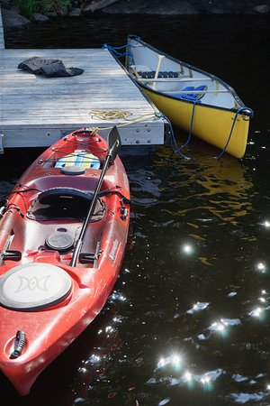 Dunchurch, Kanada: rowboat, kayak and canoe included