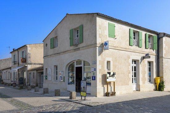 Office de Tourisme de Hiers-Brouage
