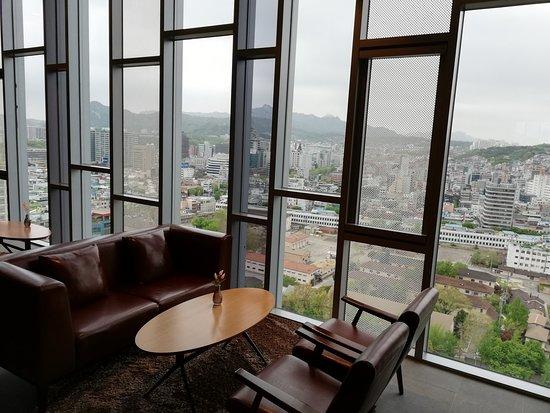 Novotel Ambassador Seoul Dongdaemun: Lobby