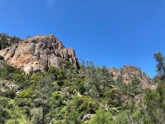 Balconies Cliffs Trails