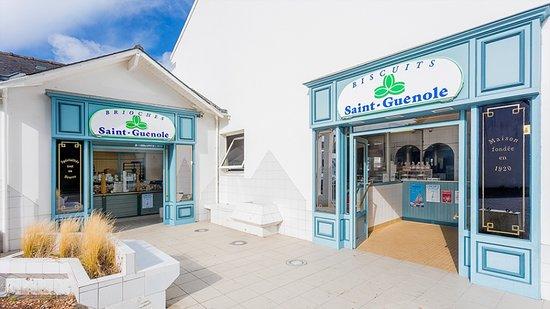 Biscuiterie Saint-Guénolé