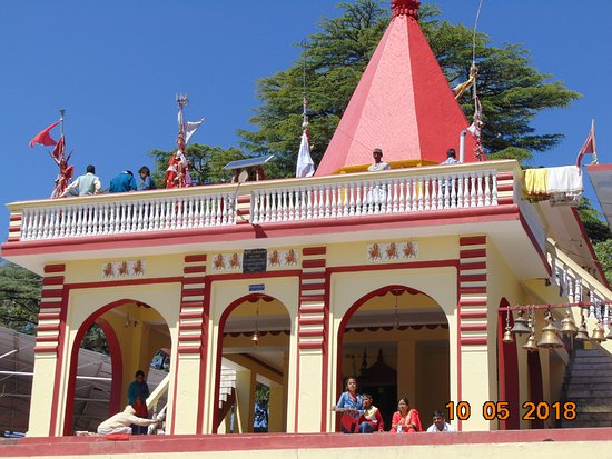 Devidhura, India: Varahi Devi Temple