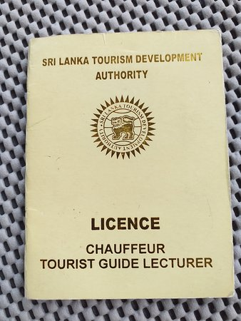 Leagle guides are carrying this book issued by srilanka tourist board
