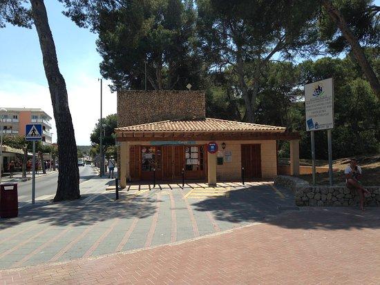 Oficina Municipal de Información Turística de Santa Ponça