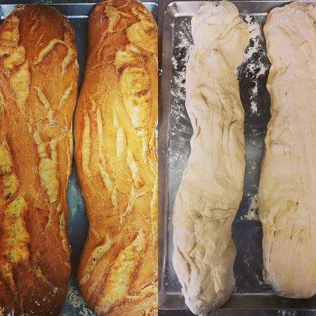 Täglich Hausgemachtem Brot