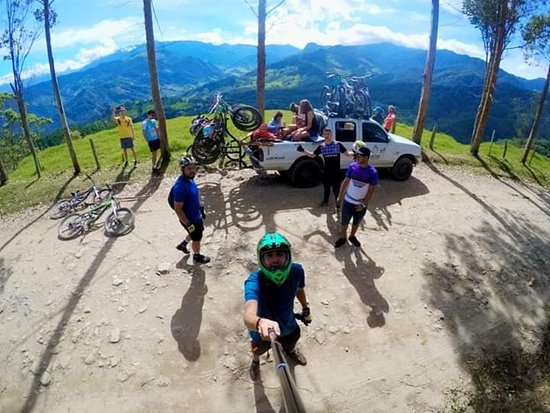 ‪Mountain Bike Salento Colombia‬
