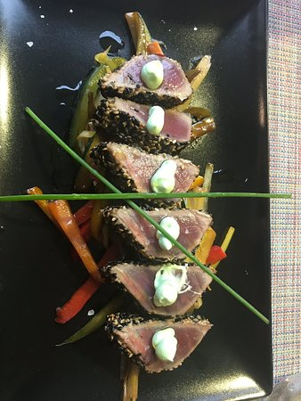 Bukaro Ristorante Italiano: Habe diese Küche hier wirklich nicht erwartet. Das war ein Gaumenschmaus und sein Geld wert👍👍. Macht weiter so. ❤️