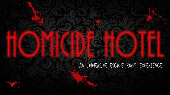 Thornton, CO: Can you survive the Homicide Hotel?