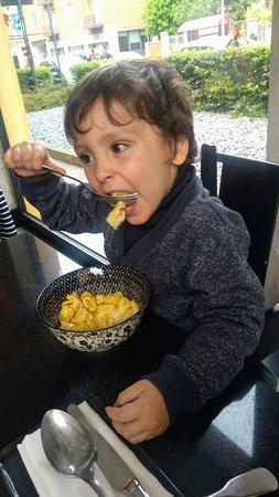 tortellini burro e parmigiano