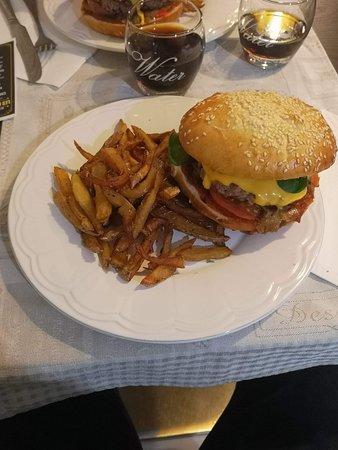 Excellent burger !!!