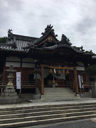 Kumagahara Hachiman Shrine