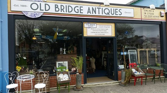 Old Bridge Antiques Centre