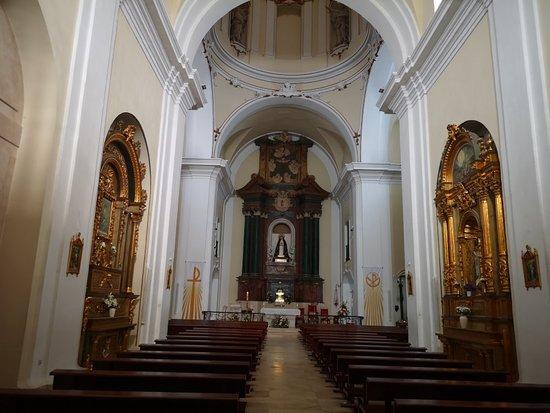 Iglesia Nuestra Senora de las Angustias