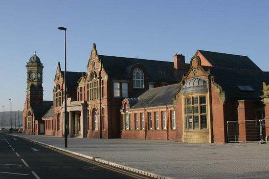 Ebbw Vale Works Museum