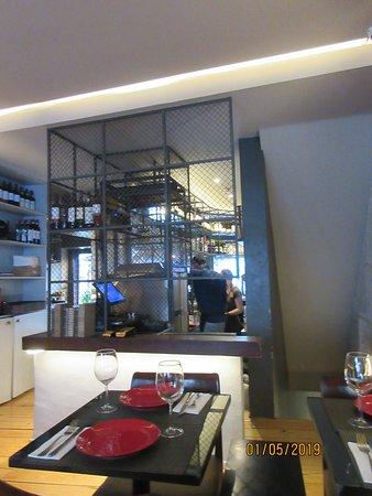 Innenbereich Restaurant