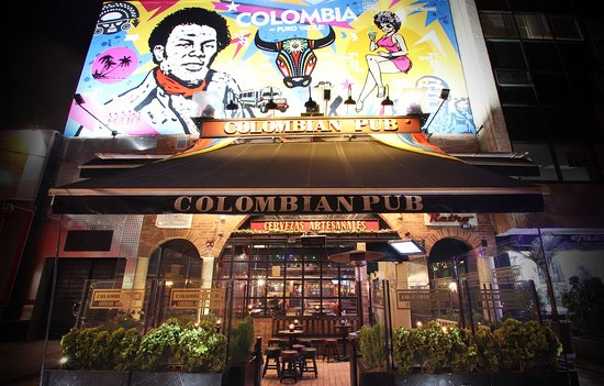 COLOMBIAN PUB ZONA T