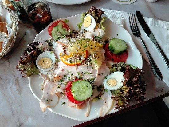Small Talk Het Restaurant: Insalata Van Gogh