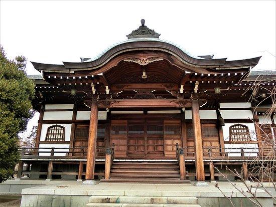 Myoyo-ji Temple