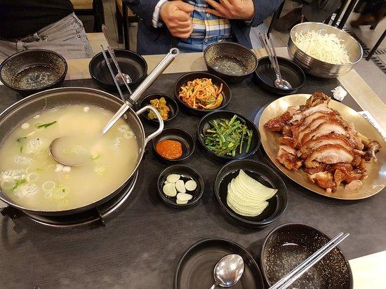 Manjok Ohyang Jokbal City Hall Seoul Jung Gu Restaurant Reviews Photos Phone Number Tripadvisor