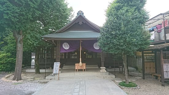 Suginami Sarutahiko Shrine