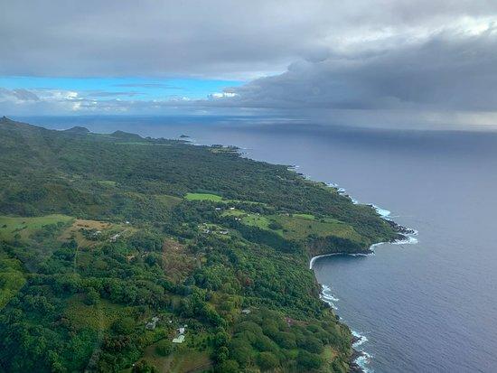 Blue Hawaiian Helicopter Tours - Maui: Hana
