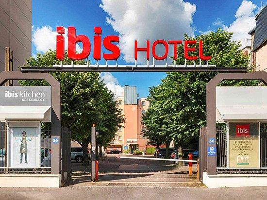 Ibis Rouen Centre Rive Droite Hotel