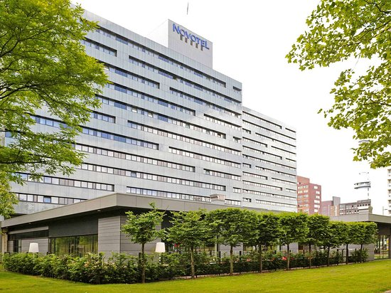 Novotel Amsterdam City: Exterior view