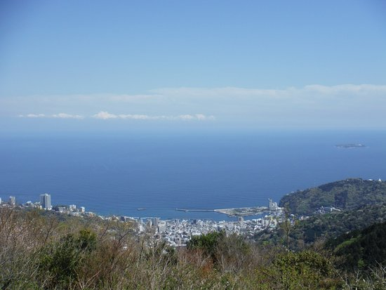 Izu Skyline Takichiyamaenchi Parking lot
