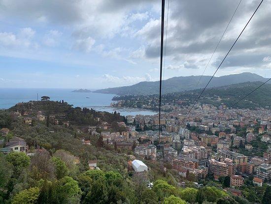 La Funivia Rapallo-Montallegro foto