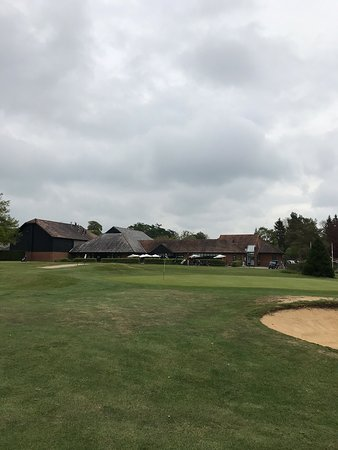 Golf At Goodwood