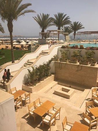 SUNRISE Holidays Resort (Adults Only): Pool beach sports bar
