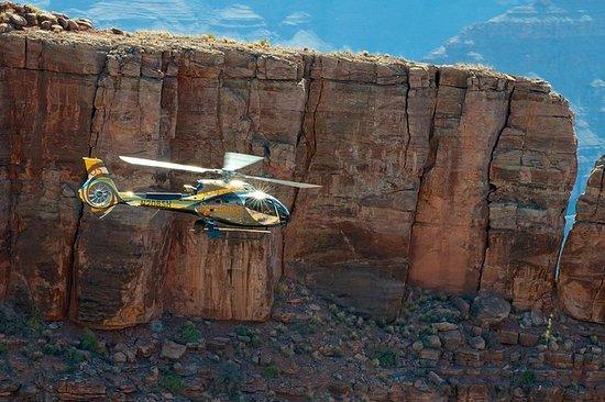 Tour supereconomico di Las Vegas: giro in elicottero sul Grand Canyon: Las Vegas Super Saver: Grand Canyon Helicopter Tour