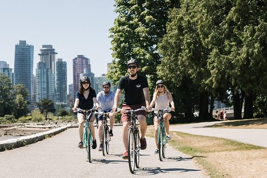 Vancouver Highlights Bike Tour - The Grand Tour