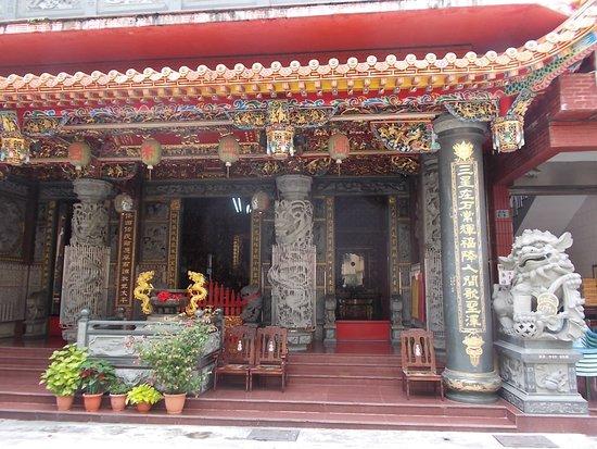 Sanbao Palace