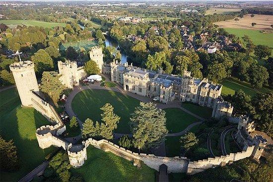 Warwick Castle: Admission Ticket