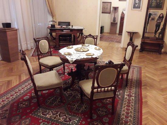 Memorial Museum of Nariman Narimanov: Room where Narimanov received guests
