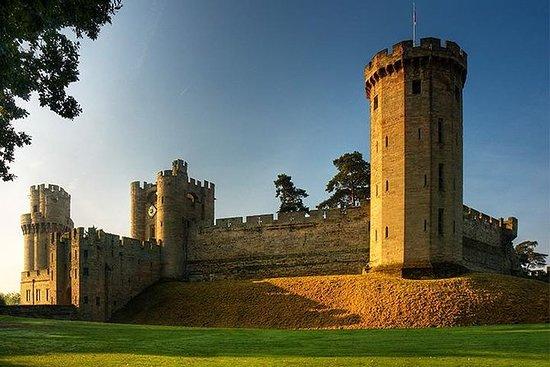 Warwick Castle: Admission and Cream...