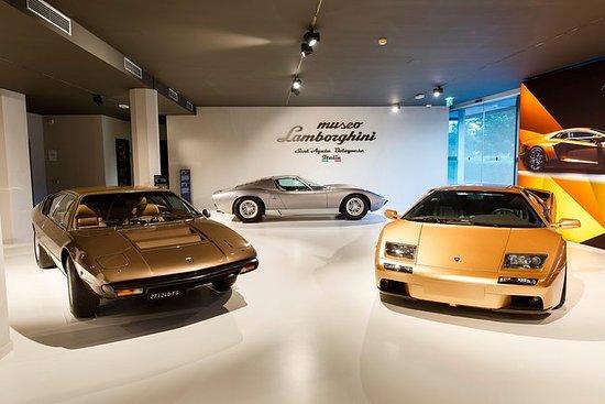 Excursión a Ferrari, Pagani y...