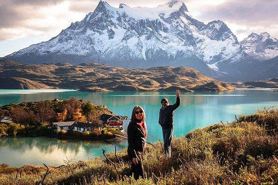 Heldagstur til Torres del Paine...