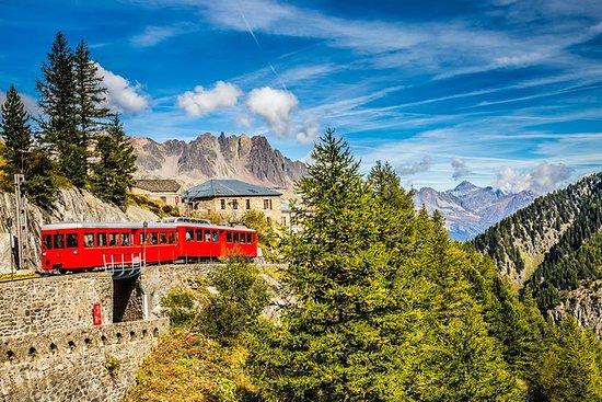 Privé-dagtrip Chamonix Mont-blanc ...
