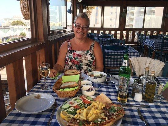 Traditional Cyprus Tavern Protaras