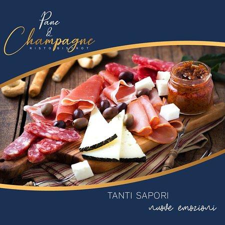 Pane & Champagne